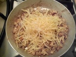сыр с грибами