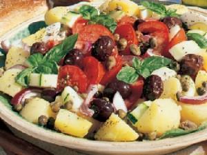 картофелный салат