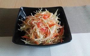 Салат - из - капусты