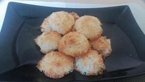 Кокосовые печенье