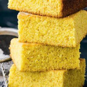 манный пирог с медом