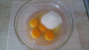яйца с ахаром