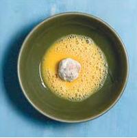 шарики в яйце