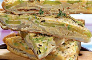 tortilia c kabackom
