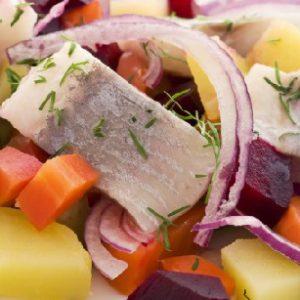 salat iz seldi i sekli