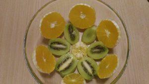 kivi s apelsinom