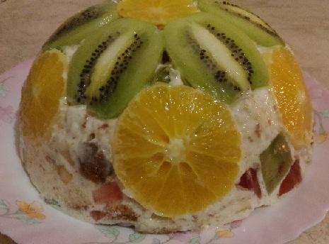 tort jele торт желейный