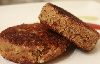 котлеты из хлеба с сыром
