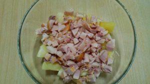 kopconaj kurica v salate