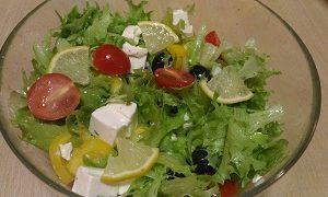 salad greceski