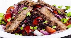 salat s risomi govyadinoj