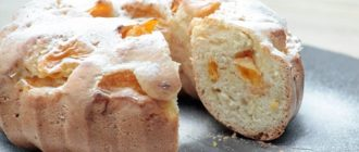 пирог с мандаринами pirog s mandarinami