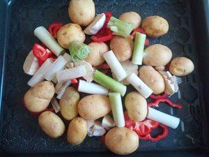 овощи на протвине