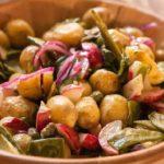 картофельный салат по шведский
