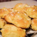 яблочные печенья