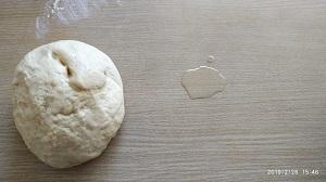 тесто с маслом