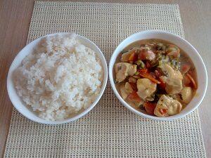 рис и карри