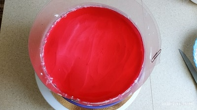 желе на торт
