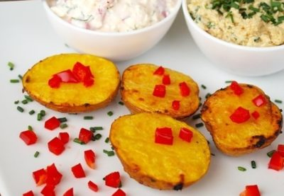 zapechennyj kartofel запеченный картофель