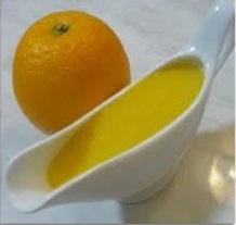 Соус из апельсина