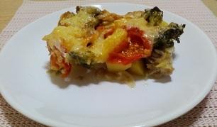zapekanka s brokkoli запеканка с брокколи