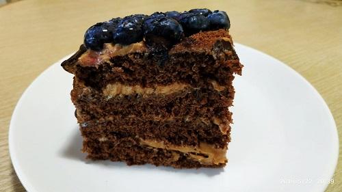 торт спартак