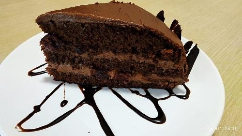 шоколадный торт марчелло