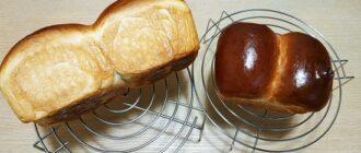 заварной домашний хлеб