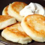 сырники с картошкой