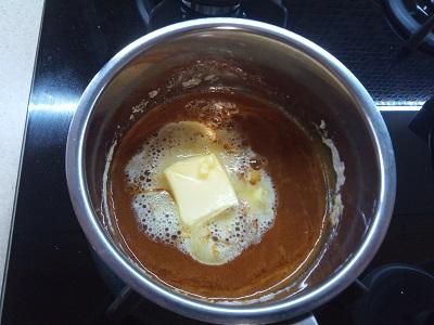 масло в карамель