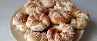 турецкие булочки симит
