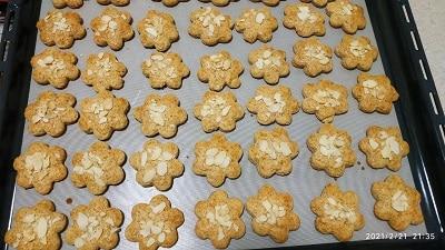 выпекаем печенья
